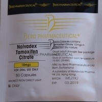 Tamoxifeno (Nolvadex)