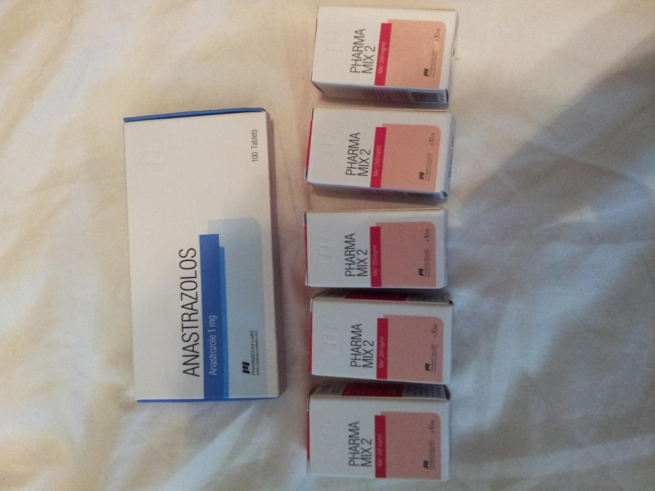 Basicstero Pharmacom Review/Log