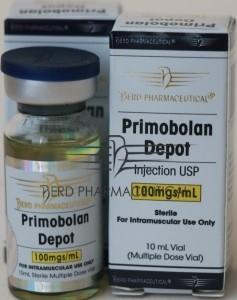 Примоболан berd pharmaceutical