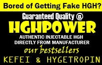 HGH Power bust