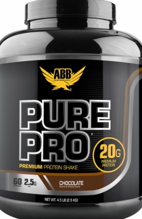 product photo for ABB Pure Pro 4.5 Lbs