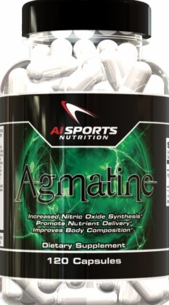 product photo for Agmatine (120 capsules)
