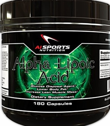 product photo for Alpha Lipoic acid (180 caps)