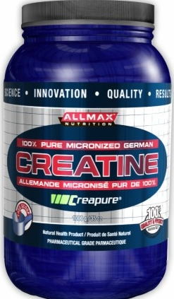 product photo for AllMax Nutrition Micronized Creatine Monohydrate 1000 grams