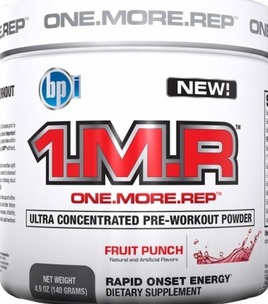 product photo for BPI Sports 1.M.R Powder 25grams