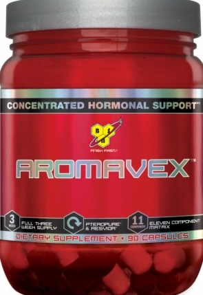 product photo for BSN Aromavex 90 Capsules