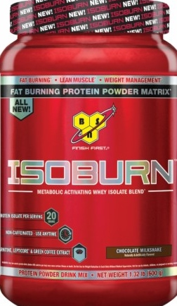 product photo for BSN Isoburn 1.32lbs
