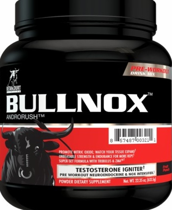 product photo for Betancourt Nutrition Bullnox Androrush 10 servings