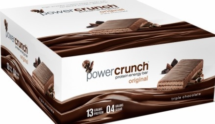product photo for BioNutritional Power Crunch Bars 12pk
