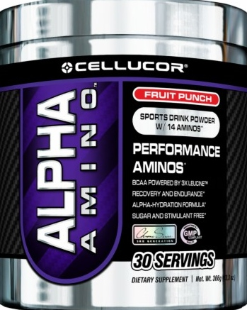 product photo for Cellucor Alpha Amino 15 Servings