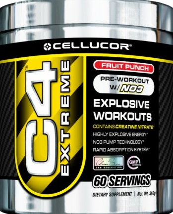 product photo for Cellucor C4 Extreme 5 Servings