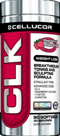 product photo for Cellucor CLK 60 Softgels
