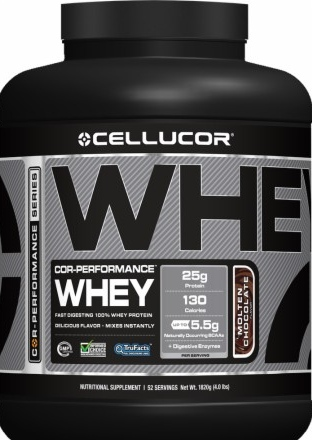 product photo for Cellucor COR-Performance Whey 3 Servings