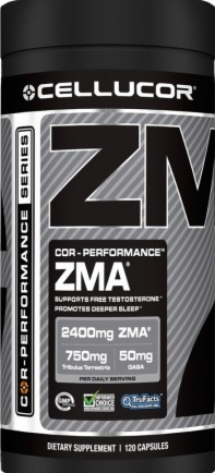 product photo for Cellucor COR-Performance ZMA 120 Capsules
