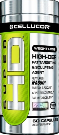 product photo for Cellucor Super HD 10 Capsules