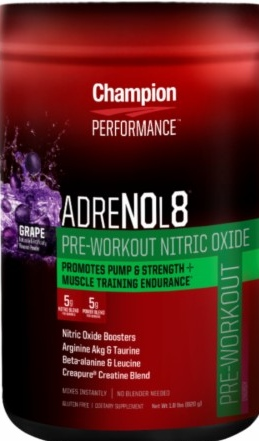 product photo for Champion Performance ADRENOL8 1.8 lbs