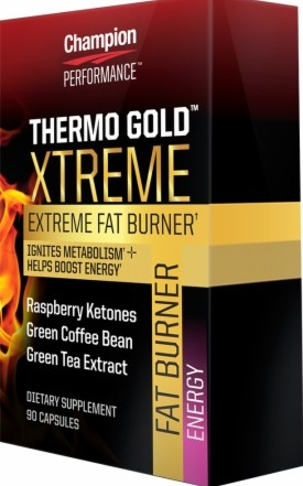 product photo for Champion Performance Thermo Gold Xtreme 90 Capsules