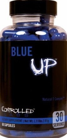 product photo for Controlled Labs Blue Up 60 Capsules