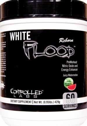 product photo for Controlled Labs White Flood Reborn