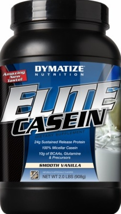 product photo for Dymatize Elite Casein 2 lbs