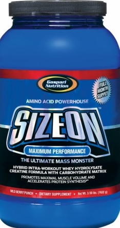 product photo for Gaspari Nutrition Size On Maximum Performance