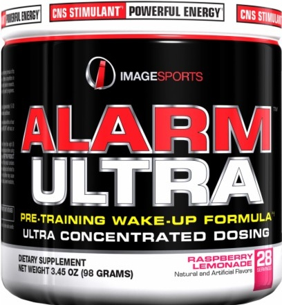 product photo for Image Sports ALARM ULTRA 28 Servings