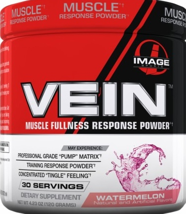 Vein workout supplement