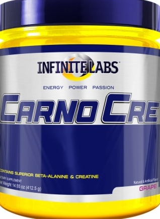 product photo for Infinite Labs CarnoCre 7 Servings
