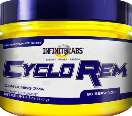 product photo for Infinite Labs Cyclo Rem 90 Servings