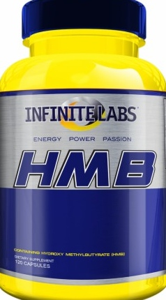 product photo for Infinite Labs HMB 120 Capsules