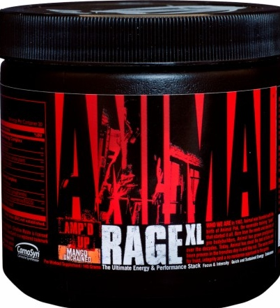 product photo for Universal Nutrition Animal Rage