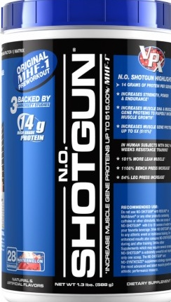product photo for VPX NO Shotgun MHF-1 (28 Servings)