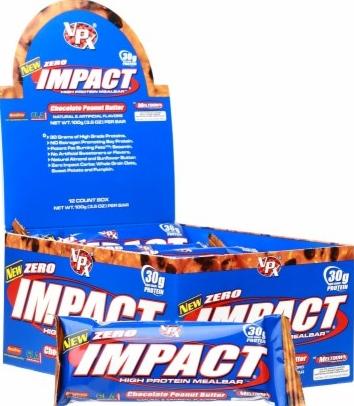 product photo for VPX Zero Impact Bars (1 Bar)