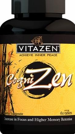 product photo for Vitazen CogniZen (60 Tablets)