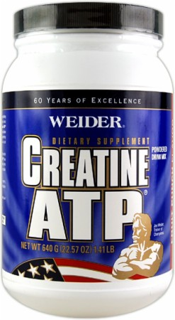 product photo for Weider Creatine ATP (1.41 Lbs)