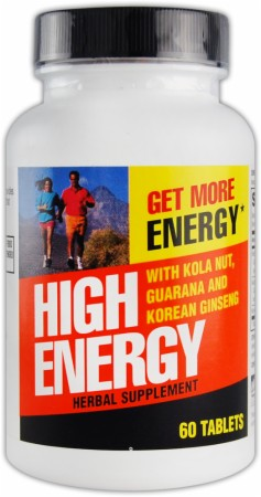 product photo for Weider High Energy (60 Tablets)