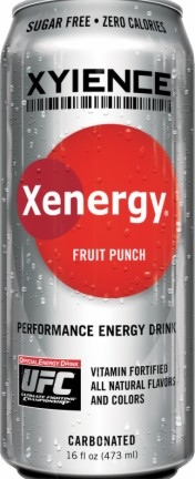 product photo for Xenergy Drink (12 oz. Can)