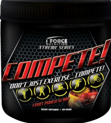 iForce Nutrition Compete 300 Grams