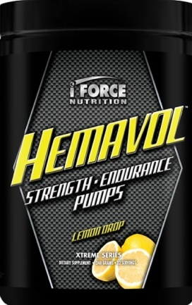 product photo for iForce Nutrition HemaVol Powder 240 Grams