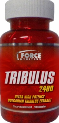 product photo for iForce Nutrition Tribulus 2400 90 Capsules
