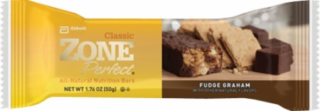 ZonePerfect Classic Nutrition Bars (12 bars)