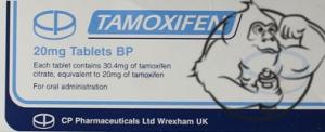 cp pharmaceuticals tamoxifen