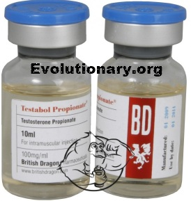testosterone propionate