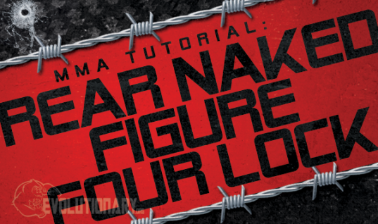 Rear Naked Figure Four Lock Tutorial