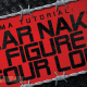 MMA Rear Naked Figure Four Lock Tutorial