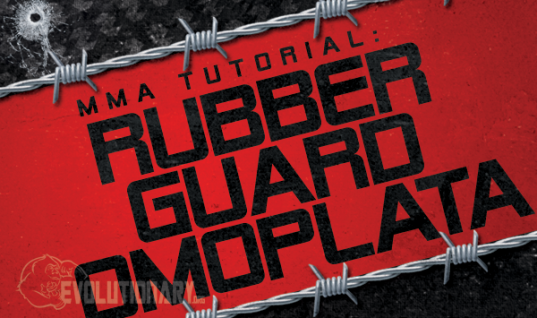MMA Rubber Guard Omoplata Tutorial