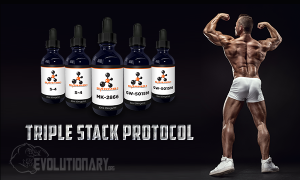The SARMS triple stack protocol