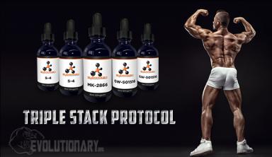 The SARMS triple stack protocol