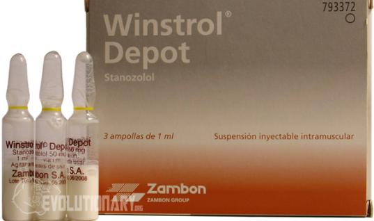 Winstrol (Stanozolol)