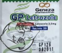 geneza letrozole-gp
